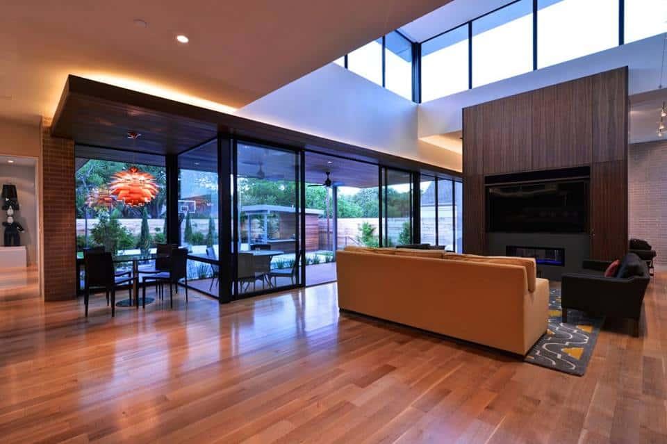 thiet ke biet thu dep face008 - Biệt thự đẹp 2 tầng thiết kế phong cách hiện đại