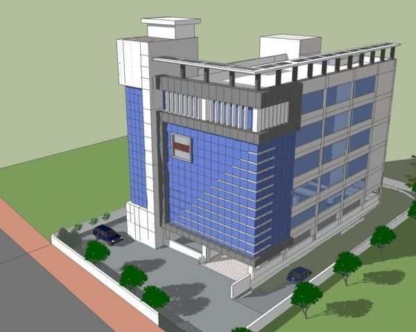 thiet ke khach san 003 - Thiết kế khách sạn 10 tầng đẹp
