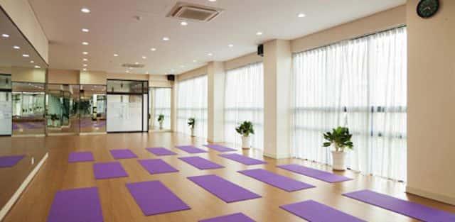 Thiết kế phòng tập Yoga