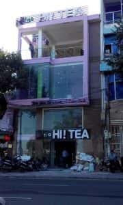 thiet ke quan cafe tra sua da nang ms001 180x300 - Thiết kế quán cafe trà sữa đẹp trẻ trung giới trẻ thích thú