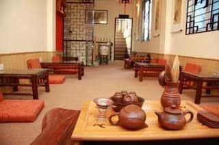 Thiết kế nội thất quán trà đạo