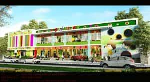 thiet ke truong mam non da nang 300x165 - Thiết kế trường mầm non Giáng Son Đà Nẵng