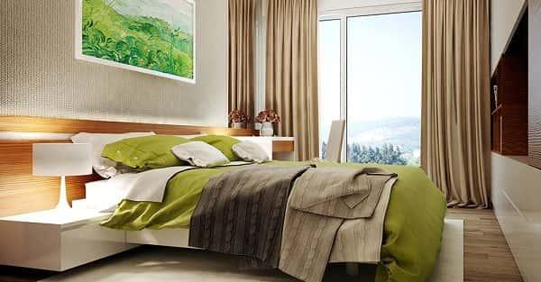 Tốp 100 mẫu  thiết kế nội thất phòng  ngủ đẹp nhất 2016