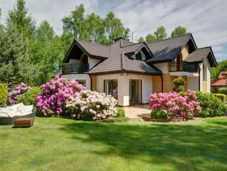 biet thu kieu thai dep 6 - Thiết kế nhà vườn đẹp