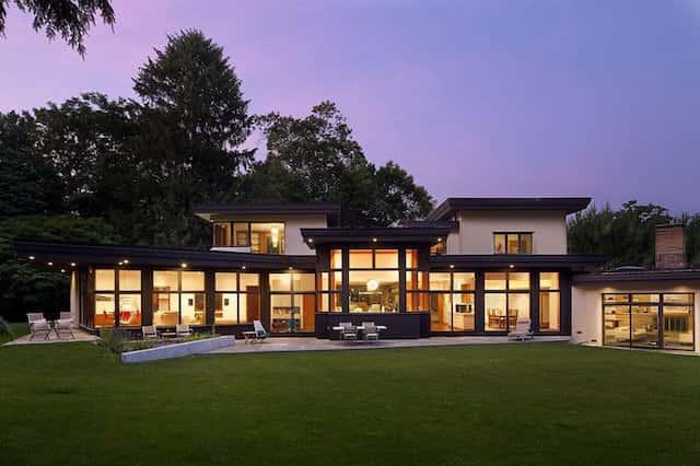 biet thu vuon dep btvd001 1 - 60 Mẫu biệt thự sân vườn 2 tầng tuyệt đẹp vô cùng ấn tượng