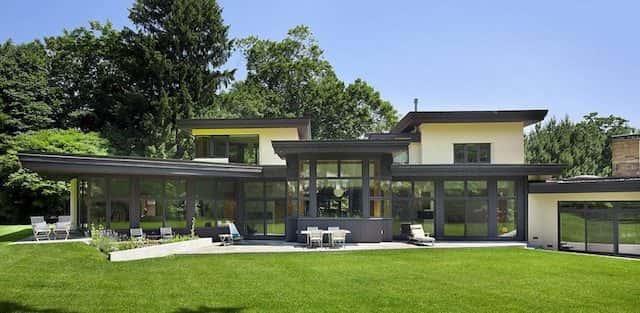 Tư vấn thiết kế biệt thự vườn trên khu đất rộng đẹp và sang trọng