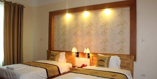 Thiết kế nội thất khách sạn tại Bạc Liêu