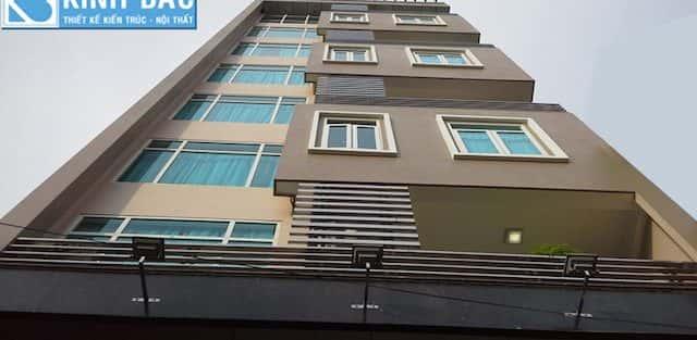 Thiết kế khách sạn Prince Bắc Ninh