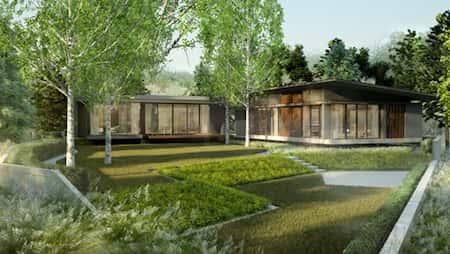 mau nha vuong dep 14 - Thiết kế nhà vườn đẹp