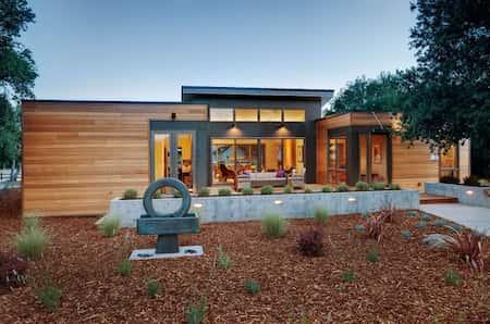 mau nha vuong dep 3 - Thiết kế nhà vườn đẹp