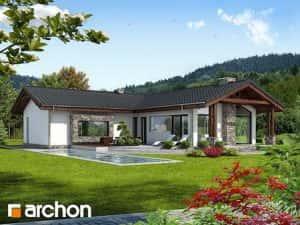 mau nha vuong dep 32 300x225 - Thiết kế nhà vườn đẹp