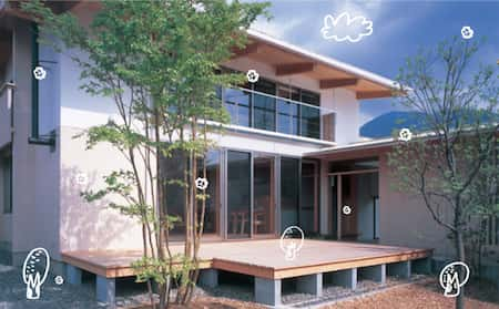 mau thiet ke nha dep kieu nhat ban 8 - Thiết kế biệt thự kiểu nhật đẹp có sân vườn
