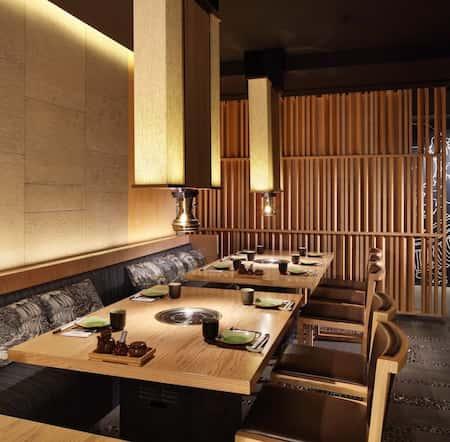 mau thiet ke nha hang nhat 14 - Thiết kế nhà hàng đẹp phong cách Nhật Bản