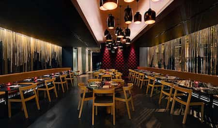 mau thiet ke nha hang nhat 17 - Thiết kế nhà hàng đẹp phong cách Nhật Bản