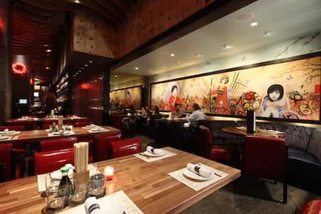 mau thiet ke nha hang nhat 8 - Thiết kế nhà hàng đẹp phong cách Nhật Bản