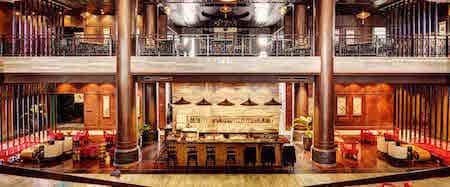 mau thiet ke nha hang trung quoc 16 - Thiết kế nhà hàng đẹp phong cách Trung Quốc