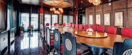 mau thiet ke nha hang trung quoc 18 - Thiết kế nhà hàng đẹp phong cách Trung Quốc