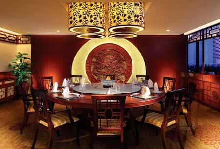 mau thiet ke nha hang trung quoc 3 - Thiết kế nhà hàng đẹp phong cách Trung Quốc