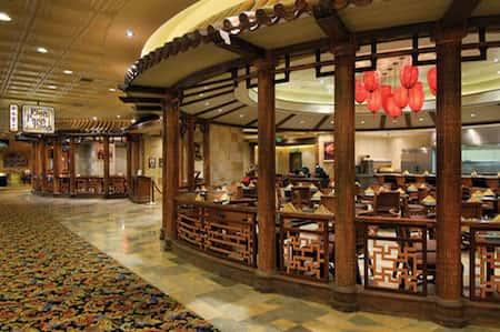 mau thiet ke nha hang trung quoc 8 - Thiết kế nhà hàng đẹp phong cách Trung Quốc