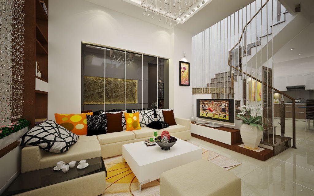 nhà phô đpe 1024x640 - 15 mẫu thiết kế nội thất nhà phố hot nhất 2016