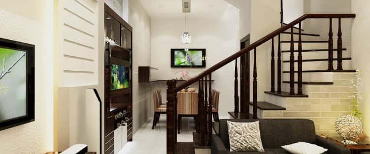 15 mẫu thiết kế nội thất nhà lô  phố  phù hợp với mọi người nhất