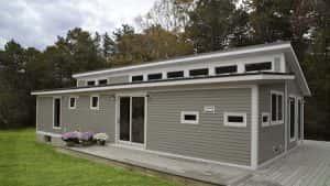 nha 1 tang vung nong thoi mai thai dep 2 300x169 - Nhà 1 tầng ở vùng nông thôn miền núi đẹp với 3 phòng ngủ