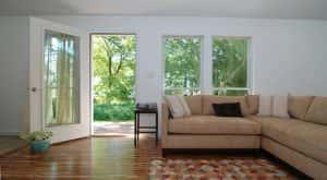 nha 1 tang vung nong thoi mai thai dep 9 300x165 - Nhà 1 tầng ở vùng nông thôn miền núi đẹp với 3 phòng ngủ