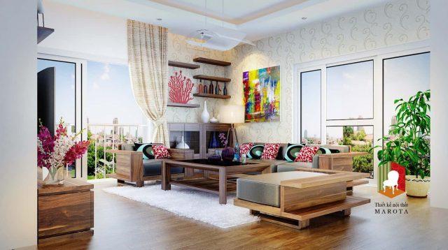 noi that biet thu 2 tang san vuon dep 003 e1591798436123 - Tổng hợp các phong cách thiết kế nội thất thịnh hành hiện nay