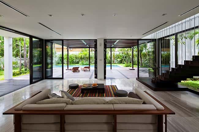 noi that biet thu 2 tang san vuon dep 004 - 60 Mẫu biệt thự sân vườn 2 tầng tuyệt đẹp vô cùng ấn tượng