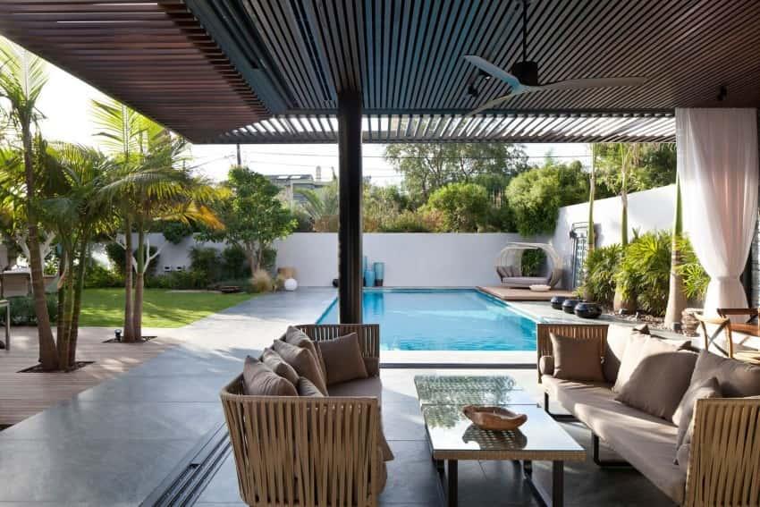 Thiết kế nội thất biệt thự hiện đại ảnh