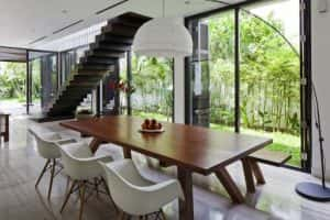 noi that biet thu 2 tang san vuon dep 015 300x200 - Thiết kế nội thất biệt thự hiện đại