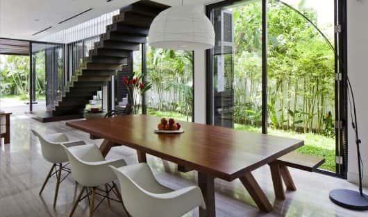 Thiết kế nội thất biệt thự hiện đại –> kiến tạo không gian sống đẳng cấp