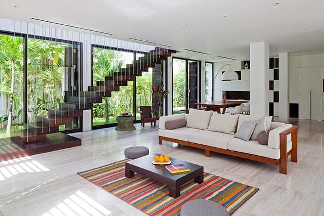 noi that biet thu 2 tang san vuon dep - 60 Mẫu biệt thự sân vườn 2 tầng tuyệt đẹp vô cùng ấn tượng