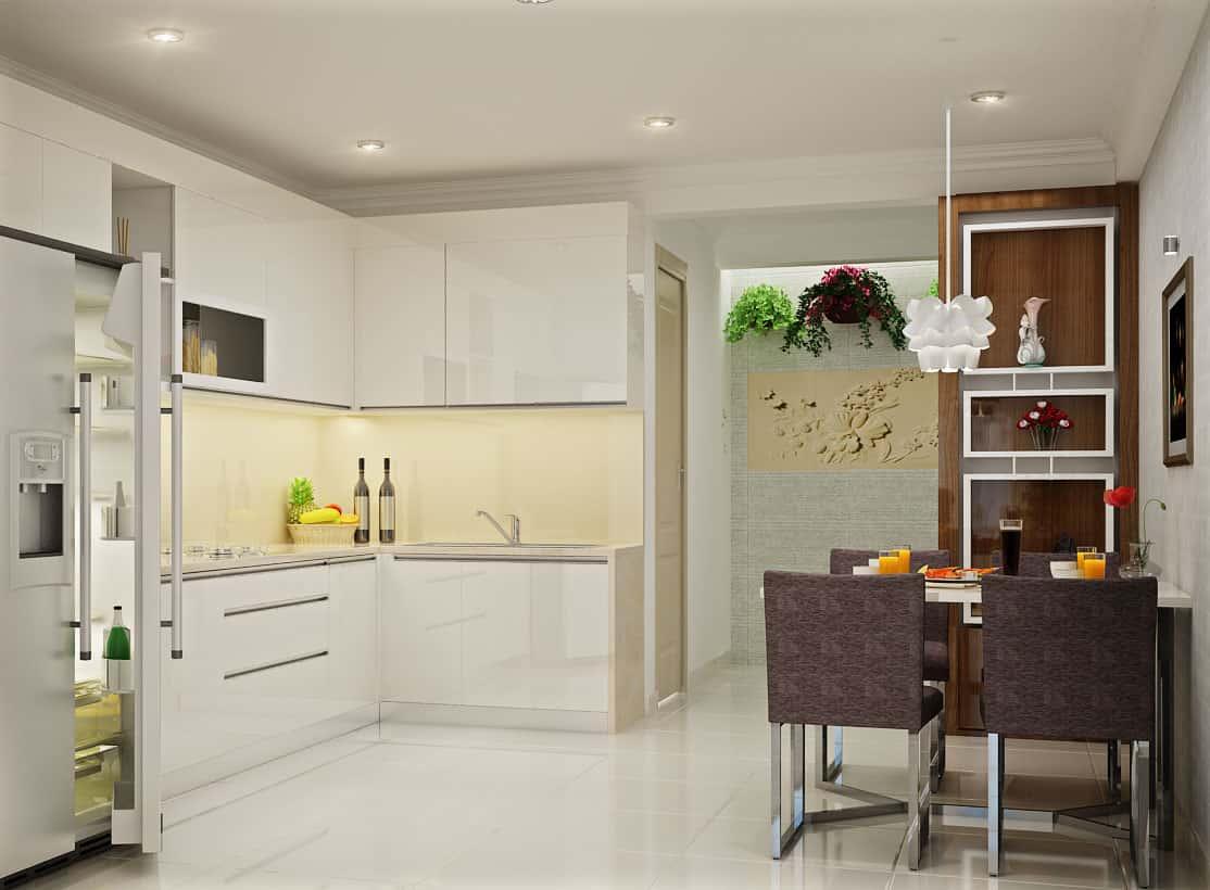 noi that nha cap 4 005 - 100 mẫu nội thất nhà cấp 4 đơn giản Truyền thống đẹp nhất