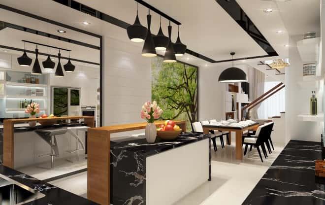 noi that nha cap 4 015 - 100 mẫu nội thất nhà cấp 4 đơn giản Truyền thống đẹp nhất