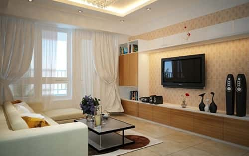 noi that nha cap 4 018 - 100 mẫu nội thất nhà cấp 4 đơn giản Truyền thống đẹp nhất