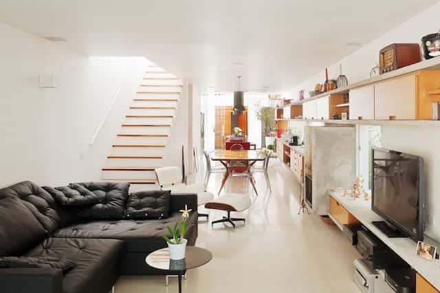 noi that nha lo pho dep ntnlo9 - 8 Mẫu thiết kế nội thất nhà phố cấp 4 đẹp và tiện nghi
