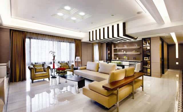 phong khach dep pkd002 Chiêm ngưỡng 10 mẫu thiết kế nội thất phòng khách và phòng ngủ tuyệt đẹp 2016