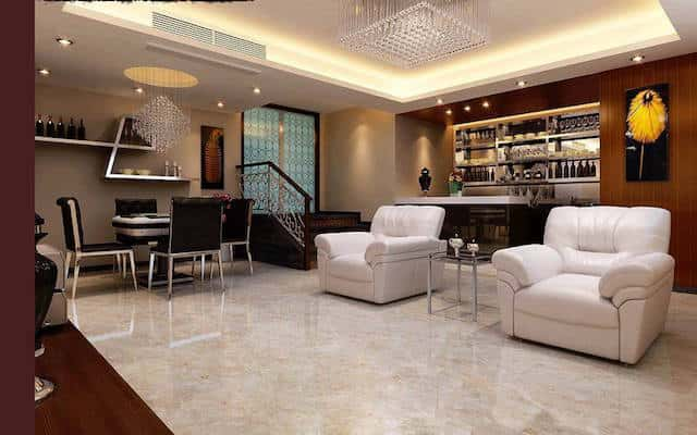 phong khach dep pkd005 Chiêm ngưỡng 10 mẫu thiết kế nội thất phòng khách và phòng ngủ tuyệt đẹp 2016