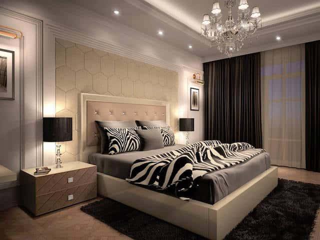 phong ngu dep pnd003 - Thiết kế nội thất phòng ngủ