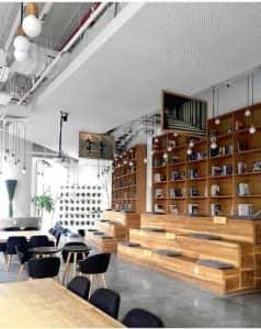 quan cafe dep qcfd01041 1 238x300 - Mẫu quán cafe để học bài ở Hà Nội