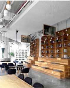 quan cafe dep qcfd01041 238x300 - Mẫu quán cafe để học bài ở Hà Nội