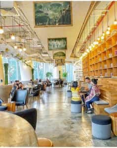 quan cafe dep qcfd01062 1 237x300 - Mẫu quán cafe để học bài ở Hà Nội