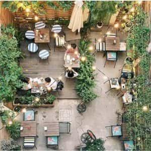 quan cafe dep qcfd01078 1 300x300 - Các dự án thiết kế quán cafe tại TP HCM