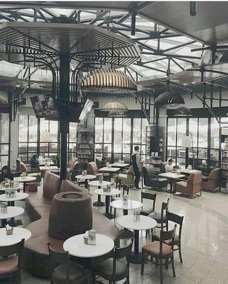 quan cafe dep qcfd01085 - Khởi nghiệp (starup) kinh doanh quán cafe thành công