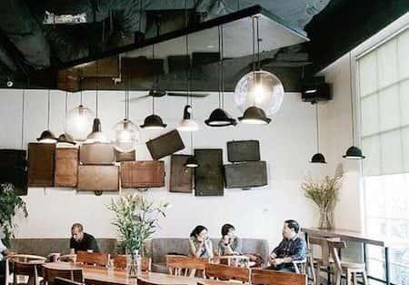 Mẫu Quán cafe đẹp nhất Hà Nội