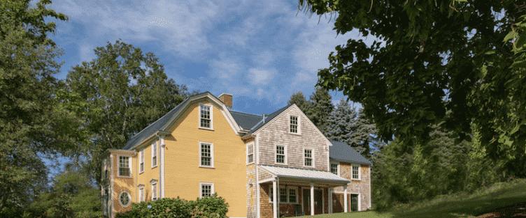 Thiết kế biệt thự vườn đẹp mang phong cách Mỹ