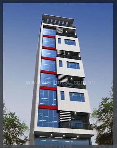 thiet ke khach san mini bac ninh - Thiết kế khách sạn Vinh