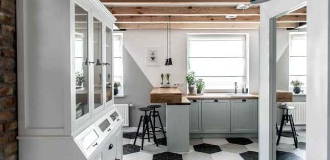 7 mẫu thiết kế nội thất bếp đẹp cho nhà diện tích vừa và nhỏ