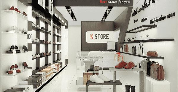 20 mẫu thiết kế nội thất cửa hàng đẹp, giá bình dân  chuẩn phong thủy 2016